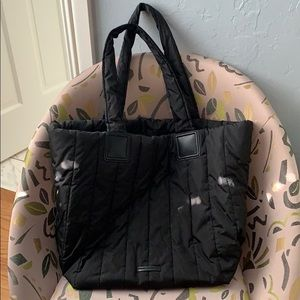 French Connection Puffer Tote